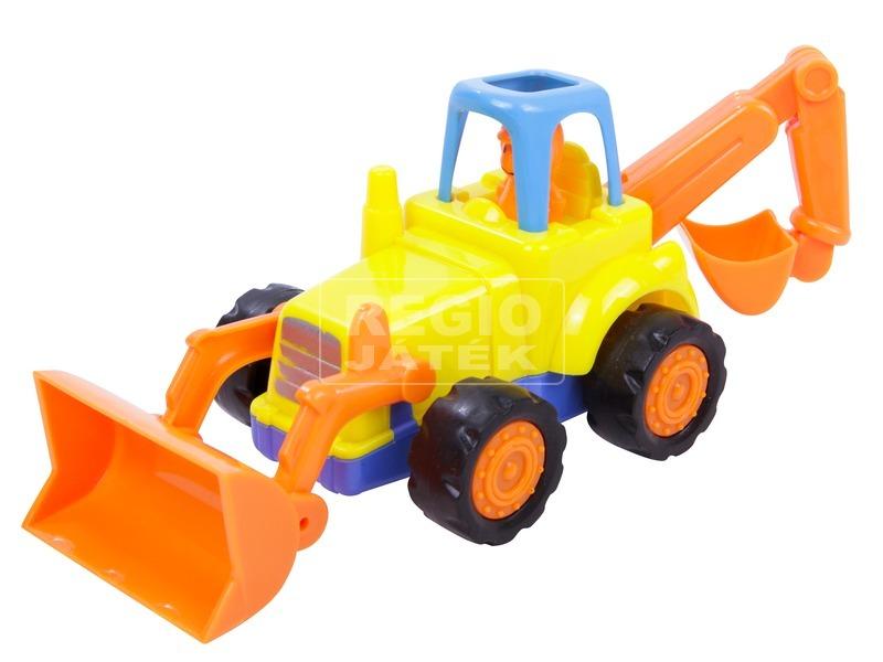 Cartoon Truck lendkerekes traktor - többféle