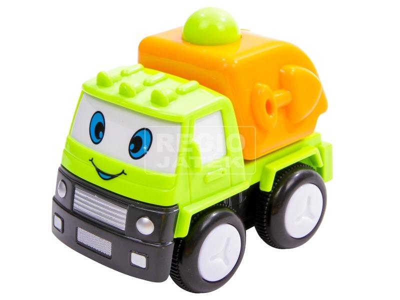 kép nagyítása Lendkerekes mini teherautó - többféle