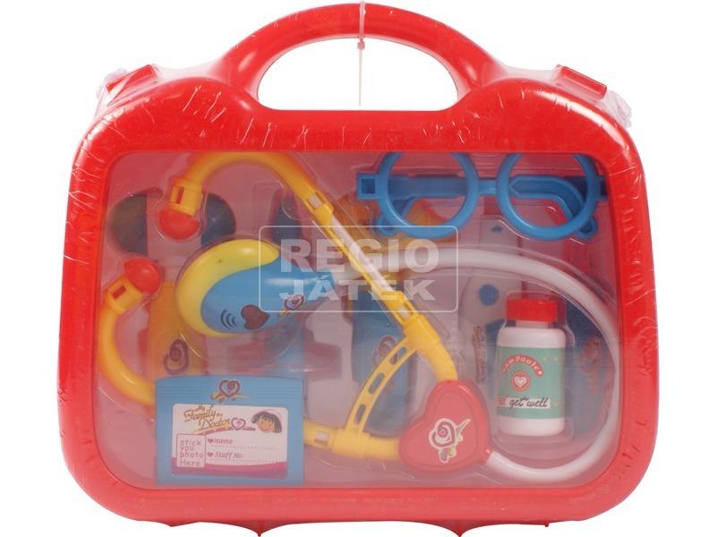 kép nagyítása Doktor készlet táskában hanggal