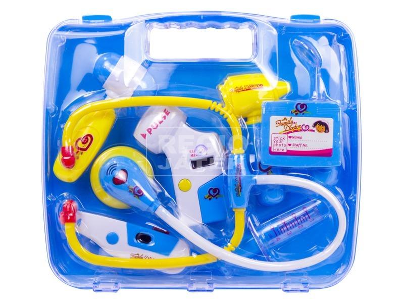 REGIO Játék | Doktor készlet táskában hanggal