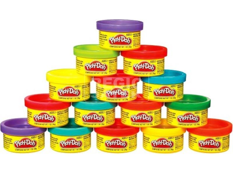 kép nagyítása Play-Doh gyurma 15 darabos Party készlet