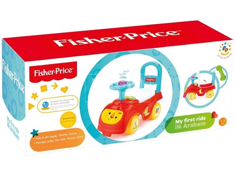 Fisher-Price első kisautóm bébitaxi
