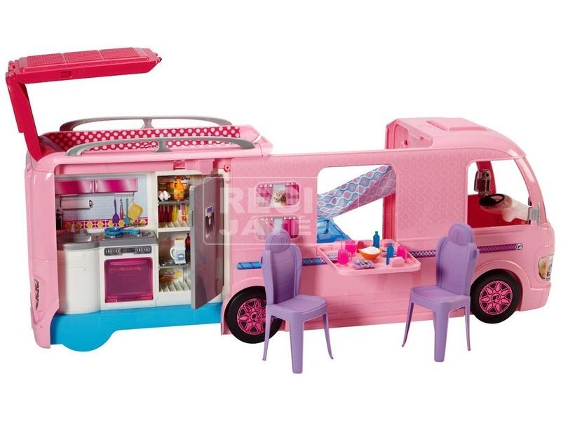 kép nagyítása Barbie: Álom lakóautó