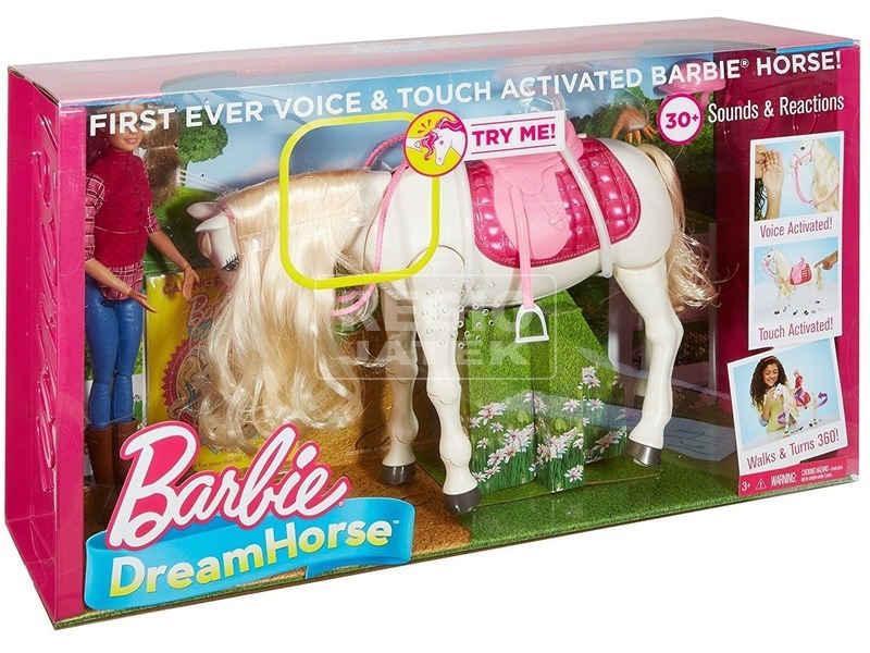 Barbie: Intelligens lovacska babával