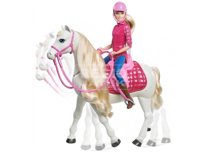kép nagyítása Barbie: Intelligens lovacska babával