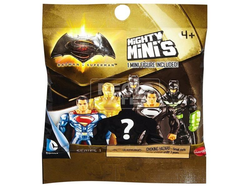 Batman vs Superman mini figurák DNW