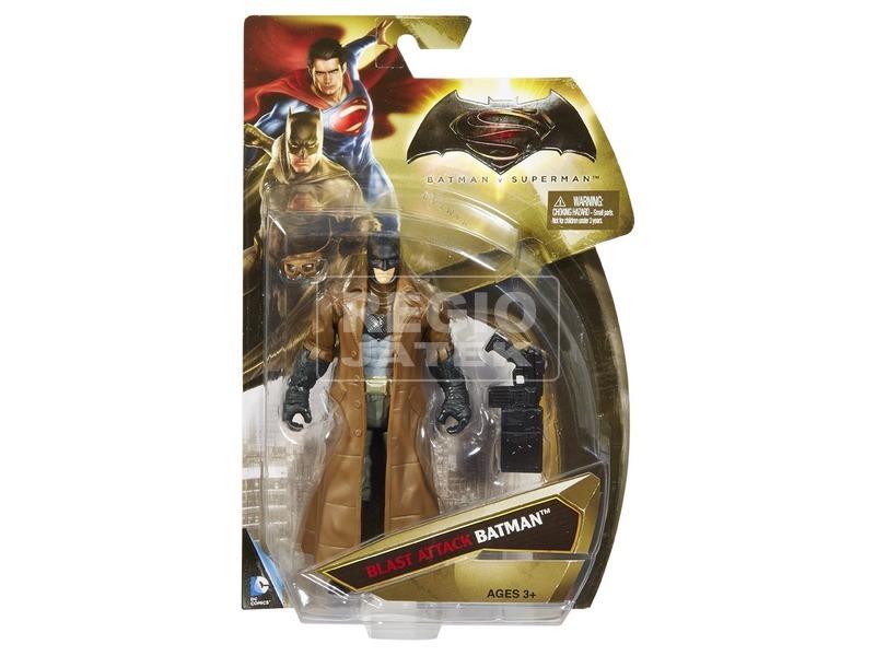 Batman vs. Superman akciófigura - 15 cm, többféle