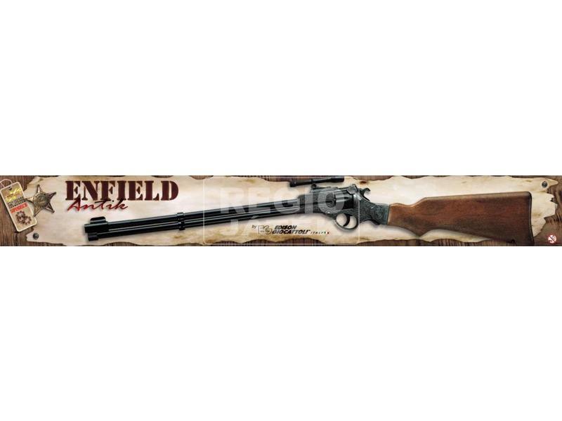 Enfield antik játék puska