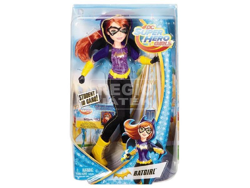 DC Szuperhős lányfigura - 29 cm, többféle