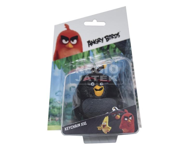 kép nagyítása Angry Birds műanyag kulcstartó - 8 cm, többféle