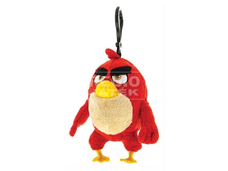 kép nagyítása Angry Birds plüss kulcstartó - 9 cm, többféle