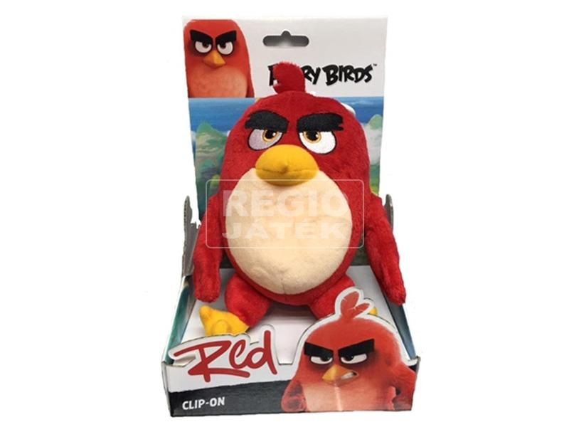 Angry Birds plüss kulcstartó - 14 cm, többféle
