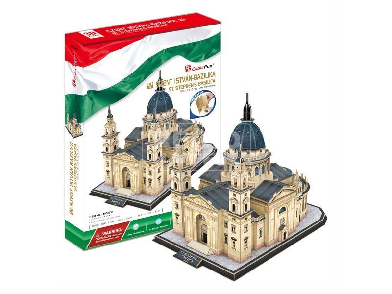 3D-s puzzle St. István Bazilika MC