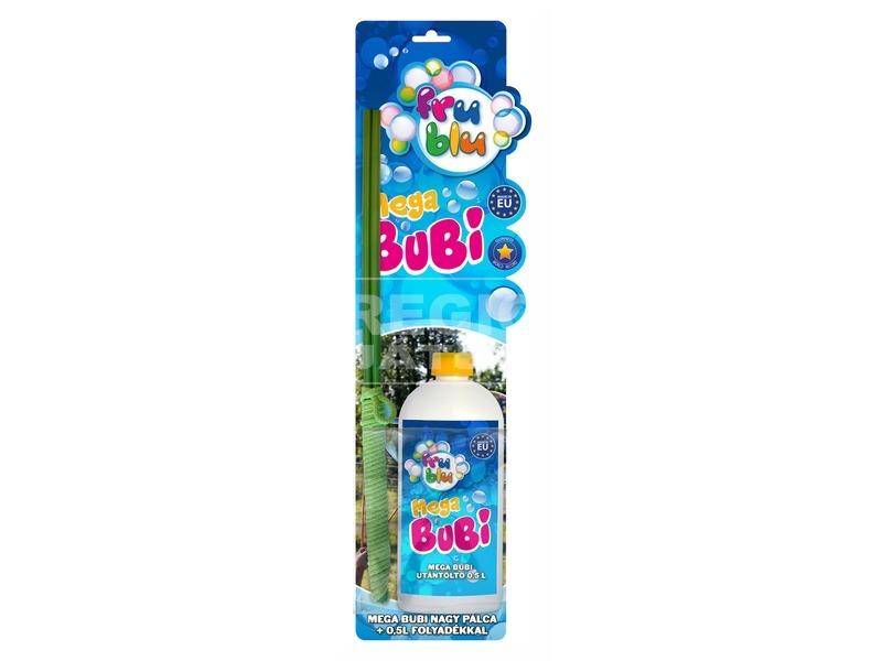 Mega Bubi pálca buborékfújó készlet - többféle