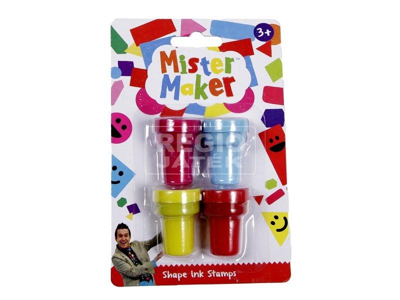 Mister Maker nyomdakészlet