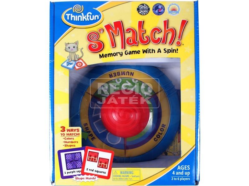 S Match társasjáték