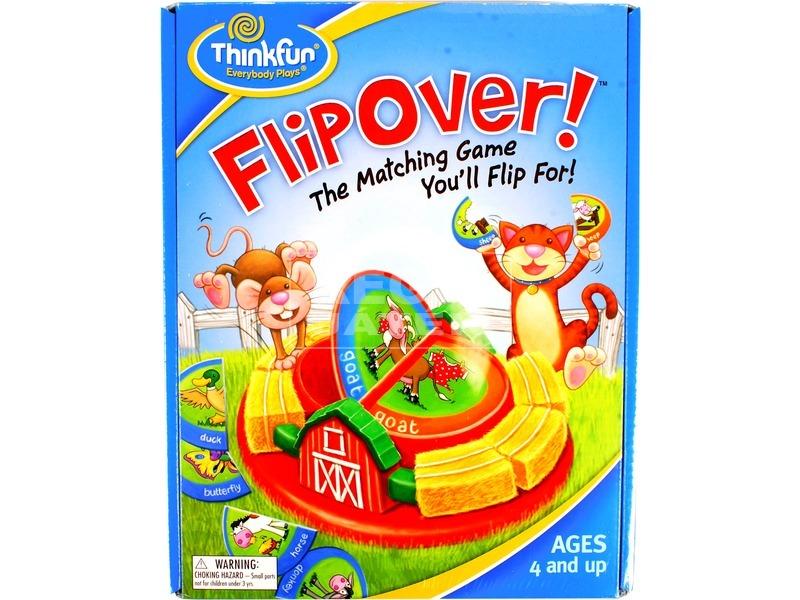 Flipover társasjáték