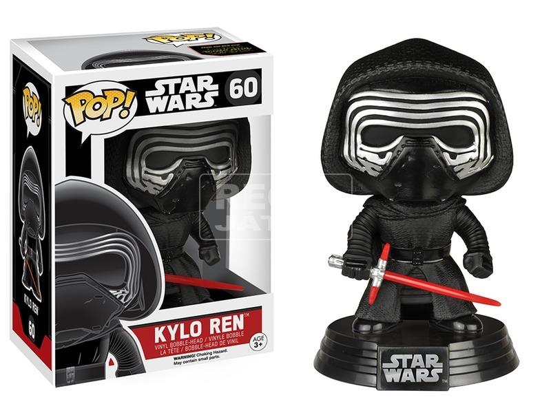 Star Wars Kylo Ren bólogató figura - 16 cm
