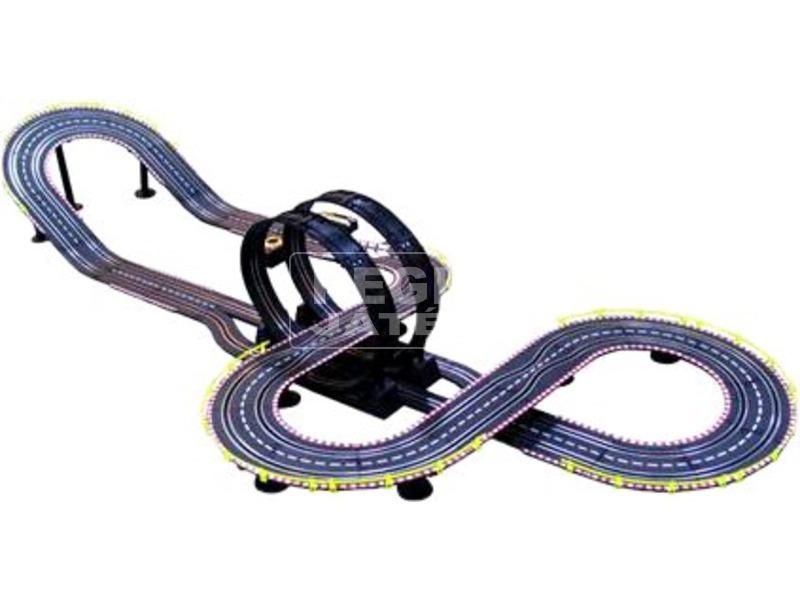 Hordozható tekerős autópálya 1:43