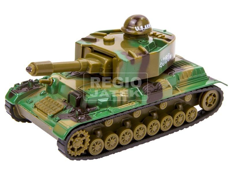 kép nagyítása Tank fénnyel és hanggal - 12 cm