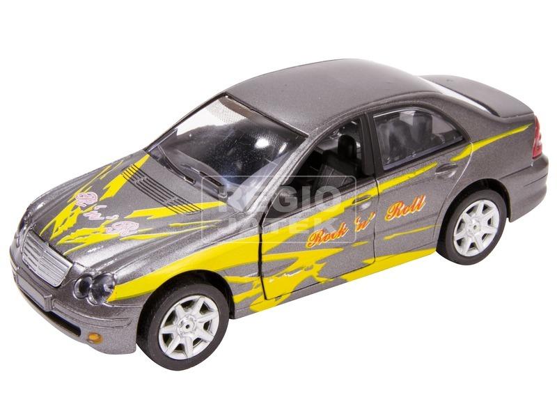 kép nagyítása Mercedes-Benz fém autó hanggal - 15 cm, többféle