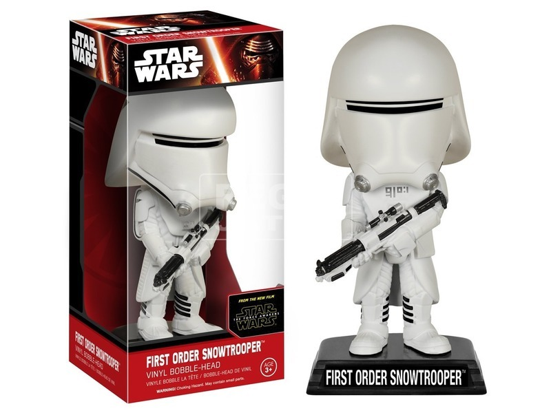 Star Wars Rohamosztagos bólogató figura - 18 cm