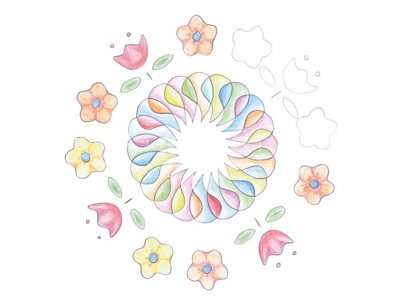 kép nagyítása Mandala készítő készlet