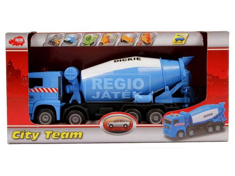 kép nagyítása City Team teherautó - többféle