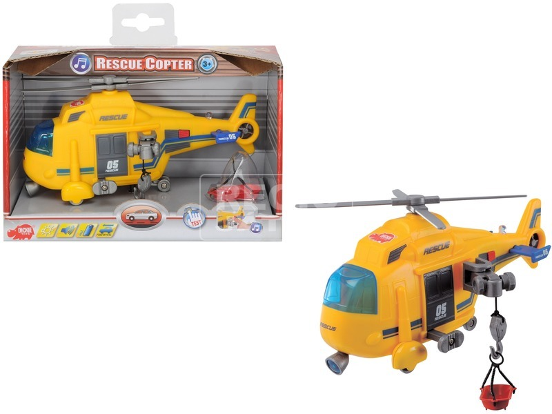 Rescue Copter mentőhelikopter