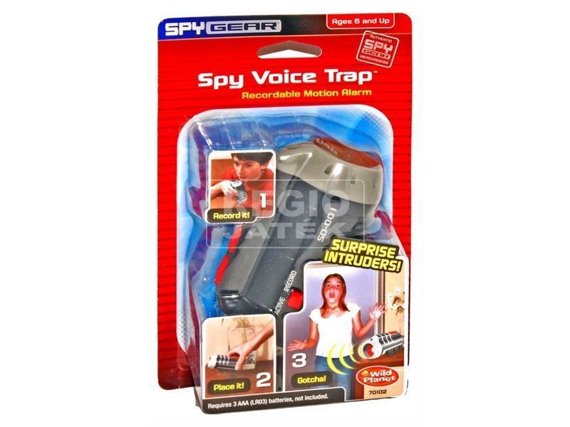 Spy hangcsapda