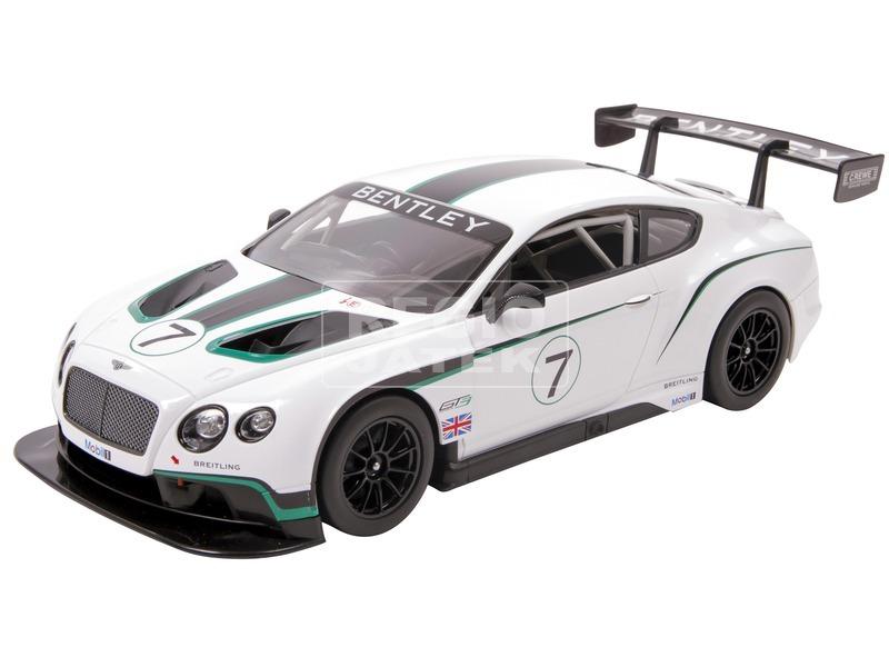 Távirányítós Bentley Continental GT - 1:14, többféle