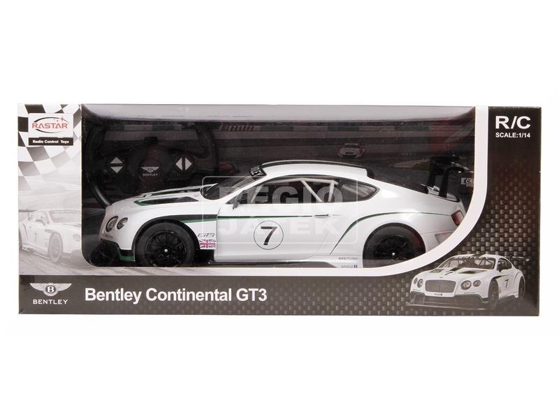 kép nagyítása Távirányítós Bentley Continental GT - 1:14, többféle