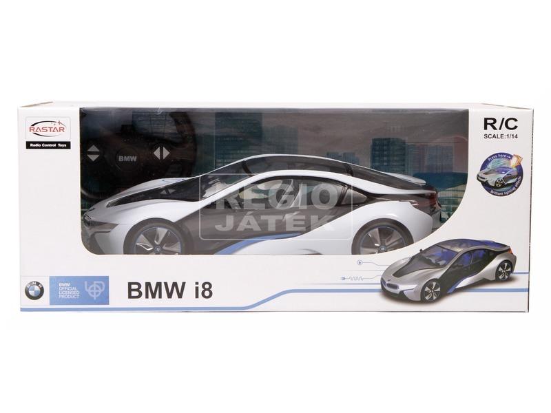 Távirányítós BMW I8 - 1:14, többféle