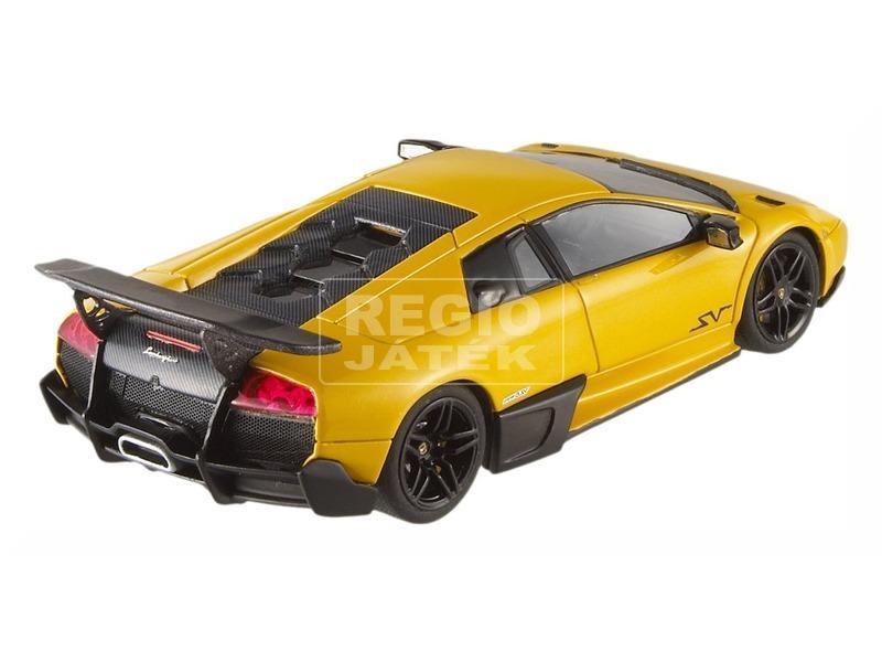 kép nagyítása Lamborghini Murcielago fém autómodell - 1:43, többféle