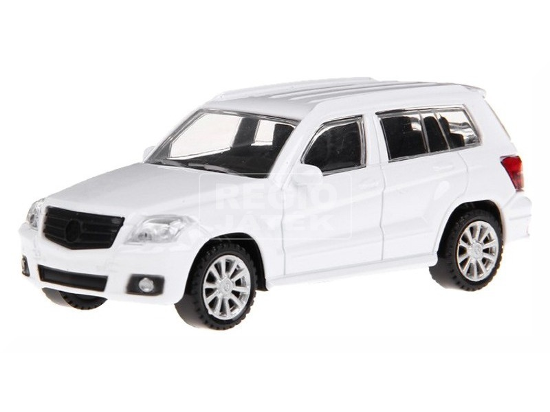 Mercedes-Benz GLK fém autómodell - 1:43, többféle