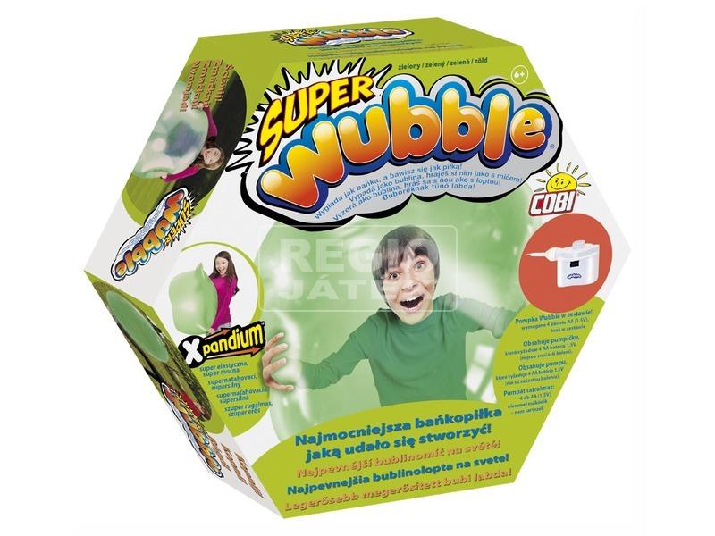 A csodálatos BUBI labda elektromos pumpával, 3 szín