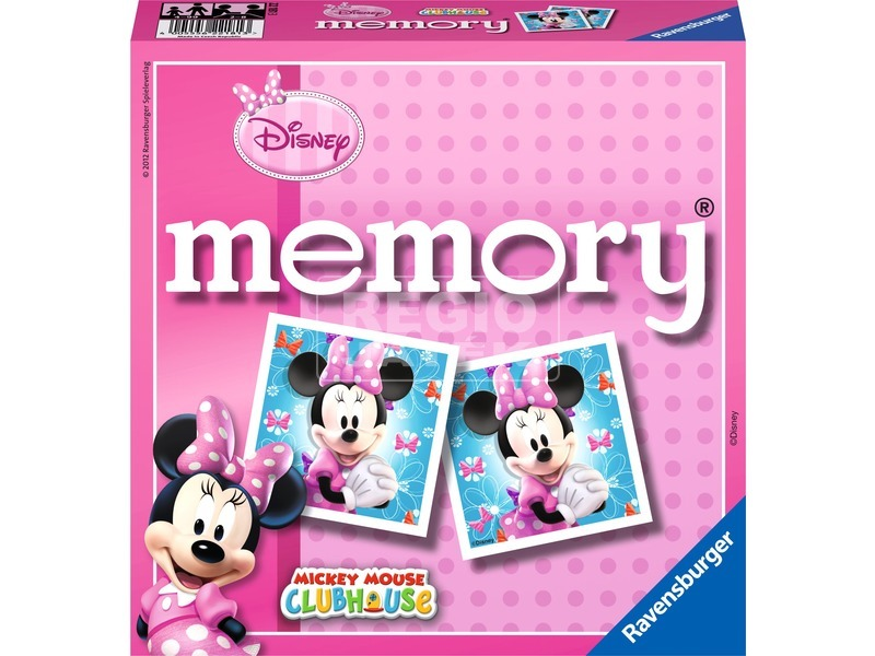 Minnie egér memóriajáték