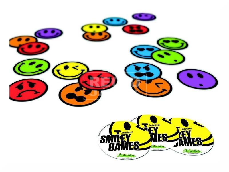 kép nagyítása Smiley Games kártyajáték