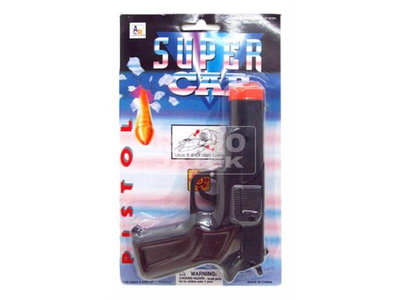 Pisztoly super cap gun