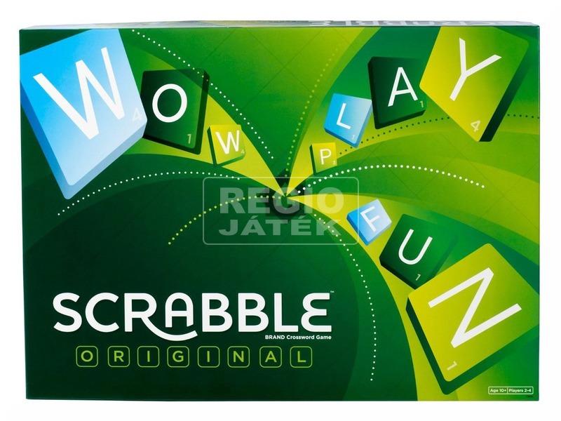 Scrabble társasjáték - angol kiadás