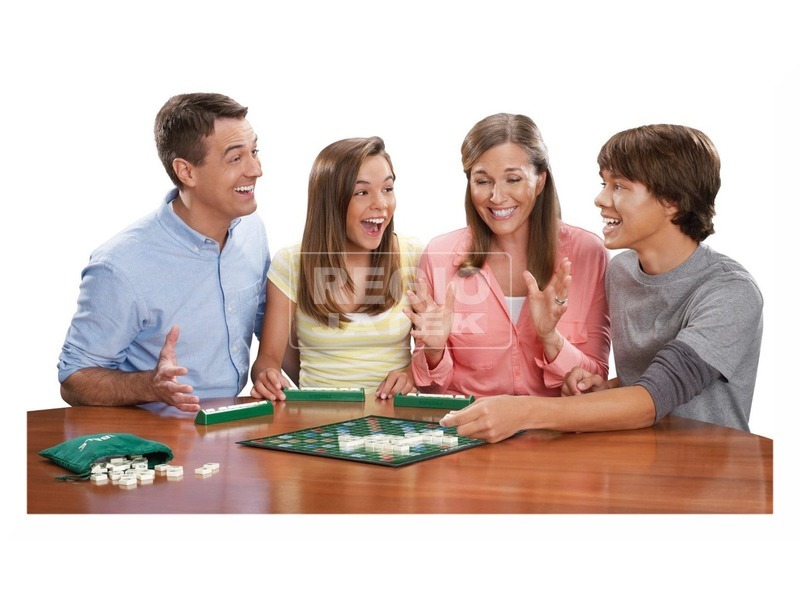kép nagyítása Scrabble társasjáték - angol kiadás
