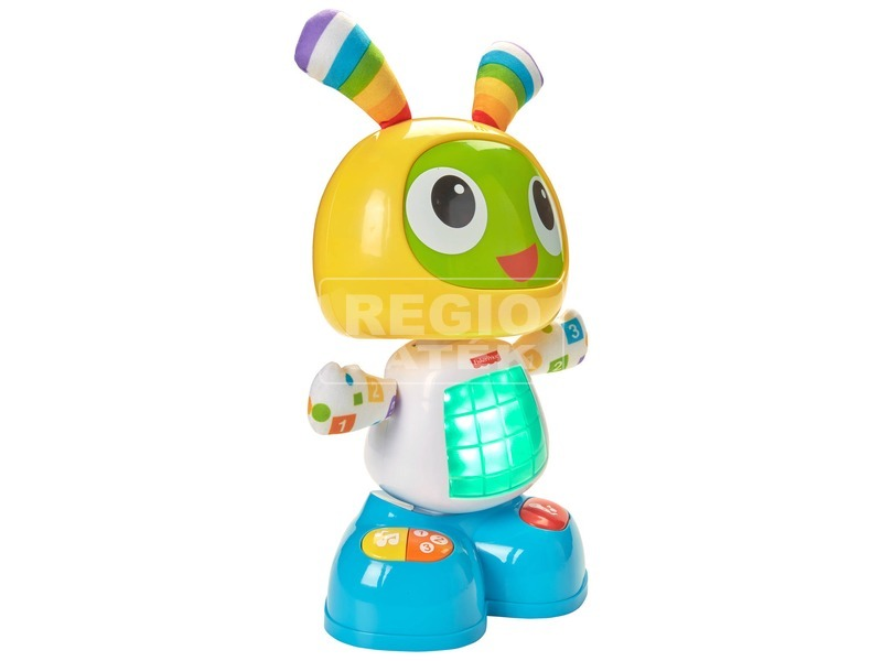 Wonderbaarlijk REGIO Játék | Fisher-Price BeatBo robot PT-09