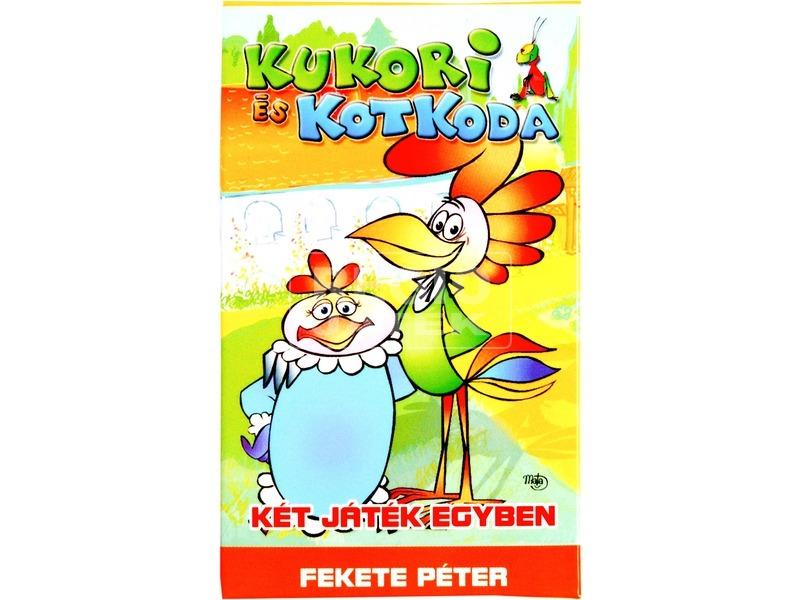 Kukori és Kotkoda 2 az 1-ben kártyajáték