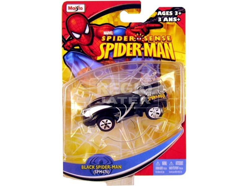 Pókember: a csodálatos Pókember klasszikus fém kisautó - többféle