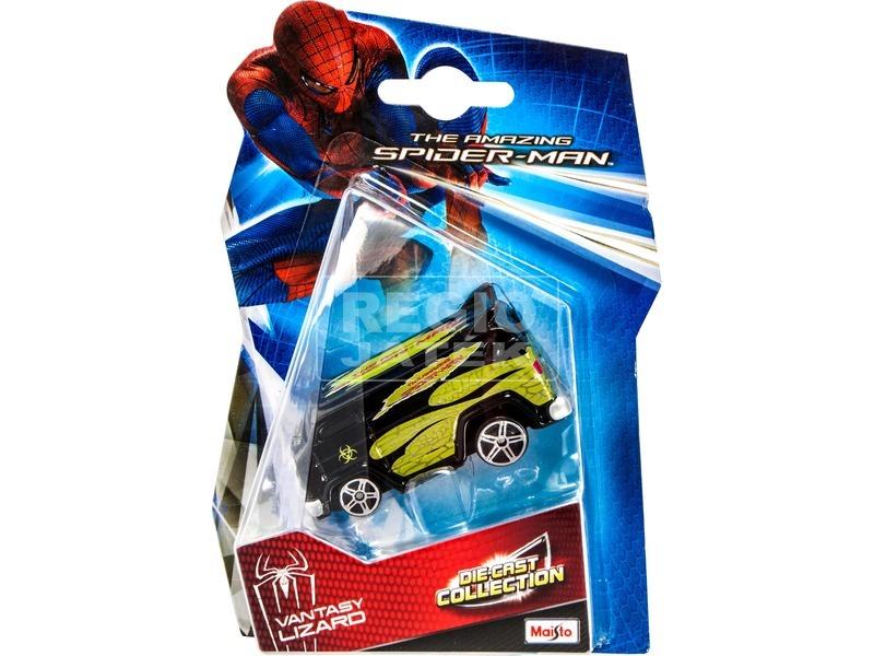 kép nagyítása Pókember: a csodálatos Pókember fém kisautó - többféle