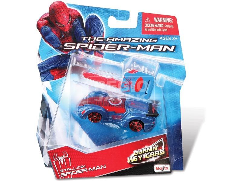 Pókember: a csodálatos Pókember kisautó indítókulccsal - többféle