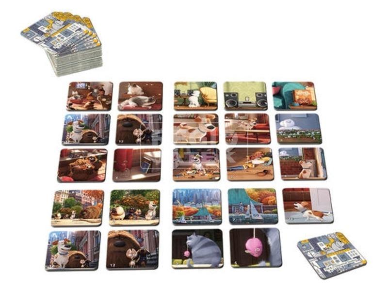 kép nagyítása Kis kedvencek memóriajáték