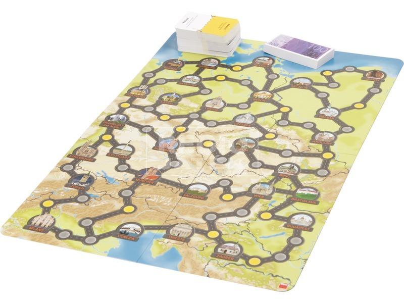 kép nagyítása Kamionnal Európában társasjáték