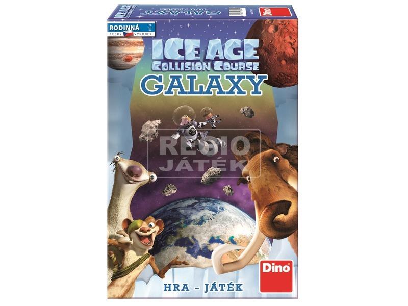Jégkorszak Galaxis társasjáték