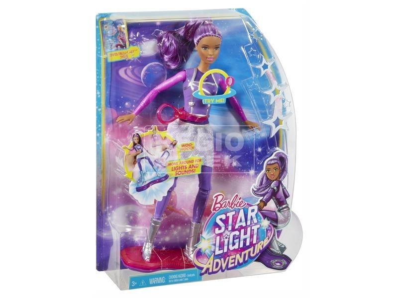 Barbie: Csillagok között légdeszkás baba - 29 cm